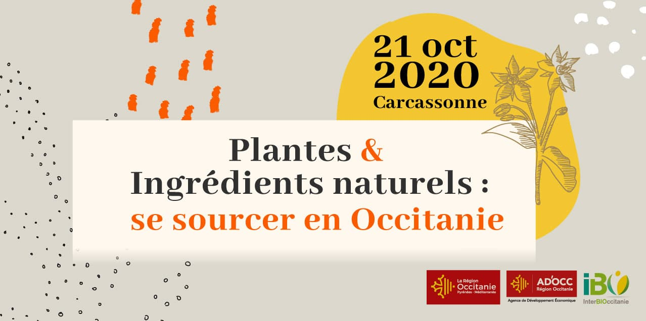 Plantes & ingrédients naturels : se sourcer en Occitanie (Carcassonne) 1